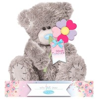 Фото Мишка Teddy Friends Forever 18 см AP701014